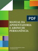 Manual Da Aposentadoria e Abono de Permanecia