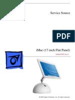 Apple imac. G4 17-inch Flat Panel Early
