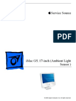 Apple Imac g5 17 ALS