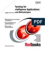 Business Inteligence - Ibm - Capacity Planning for Business Intelligence Applications - Approaches and Methodologies