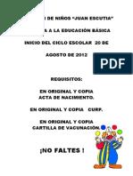 EL JARDÍN DE NIÑOS