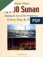 1000 Sunan Day and Night - Khalyd Al Hussain