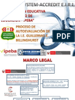 Proceso de Autoevaluacion_Guillermo Billinghurst