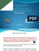 SALUD OCUPACIONAL. Trujillo. Módulo II. Condiciones de Trabajo y Salud. Dr. W. Becerra