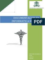 Documentacion en Informatica Medica