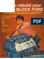 How to Rebuild Your Small-Block Ford - 0912656891