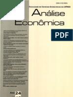 Texto 5 - a Teoria Do Desenvolvimento Regional e o Papel Do Estado - Texto