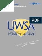 UWSA Marketing Strategy Report