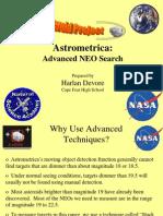 Astrometrica - Advanced Techniques