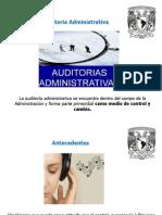 6 Auditoria Administrativa Antecedentes