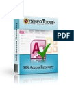MS Access File Repair Software