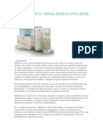 Caso Practico de Mercadotecnia Crema Humectante (1)