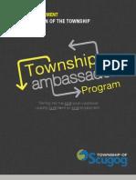 Township Ambassador Program Abstract