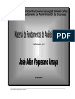 Material de Fundamentos de Analisis de Estados Financieros WPM$3803
