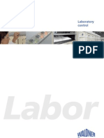 Laboratory Control
