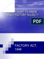 Factory Act, 1948