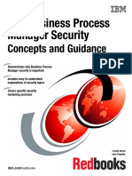 IBM BPM Security Guidance