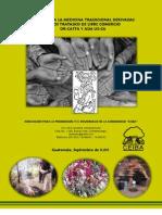 Amenazas Medicina Tradicional Derivadas de TLC DR CAFTA ADA