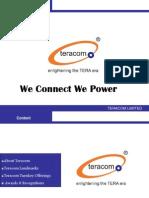 Tera Com Group Presentation