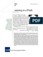 Learning in a Flash