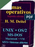 Sistemas Operativos-Deitel