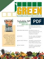 Soluble NPK
