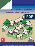 Construcción de Viviendas Seguras con Cemento (ISCYC)