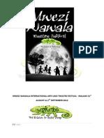 Mwezi Wawala Festival Concept FFV