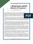 Native American Jews ?
