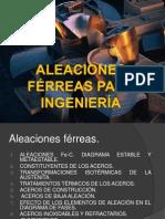 ALEACIONES FERREAS Definitiva.pptx