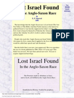 Lost Israel Found 1886
