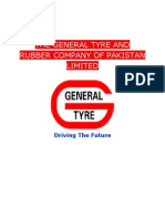 Report on General Tyre