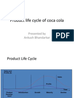 Product Life Cycle of Coca Cola