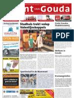 De Krant Van Gouda, 21 Februari 2013