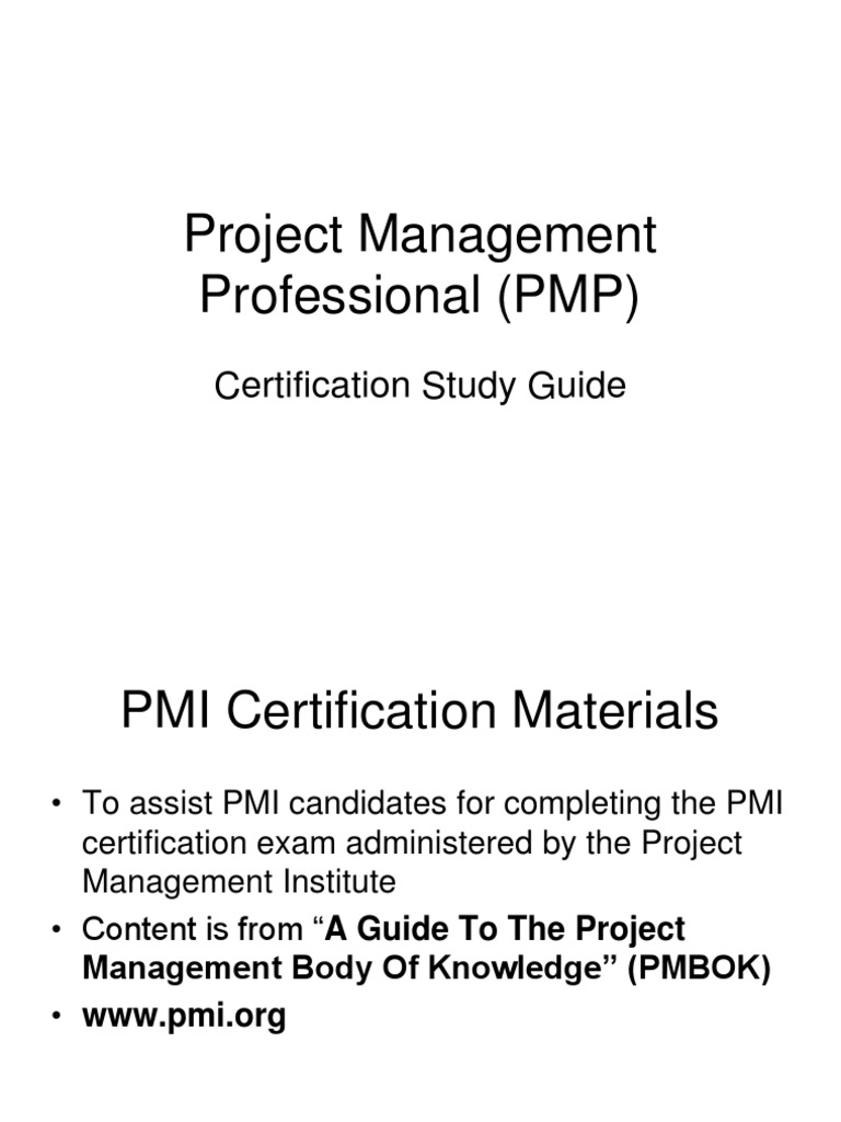 Slidesoject management professional pmi study guideppt project management professional pmi study guideppt project management product development 1betcityfo Image collections