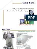 GasTec Company Profile