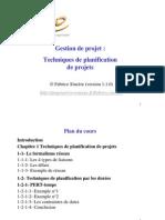 Cours Planification Projet