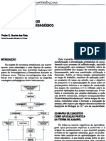 Os mapas de conceitos como instrumento pedagógico