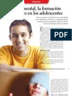 Fundamental, La Formacion de Valores en Los Adolescentes
