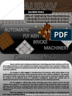 Fly Ash Bricks Making Plant.pps