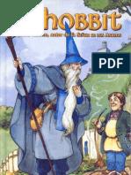 TolkienJRR_El Hobbit - Comic