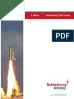 3-Jahres-Report Schladming 2030 GmbH