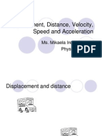 02 - Displacement, Distance, Velocity, Speed.pptx