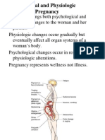 Chapter 10 Physiological Psychological Changes in Pregnancy