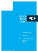 Guide to Bathroom Lighting Iss1