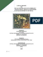 Filariasis Report