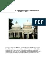 Biography   of Hazrat Khwaja Khanoon sahib