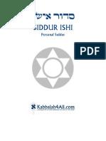 K4A Siddur Ishi