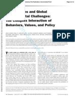 Kinzig Et Al - BioScience Pre-Publication--Uncorrected Proof