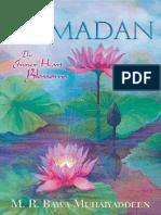 54116501 the Fast of Ramadan the Inner Heart Blossoms by M R Bawa Muhaiyaddeen